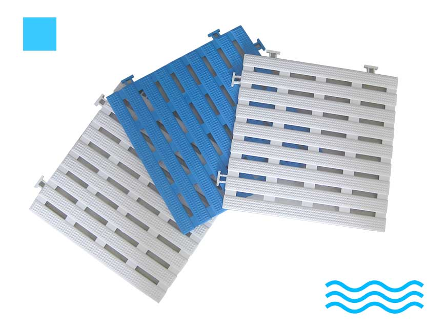 swimming pool pvc gratings